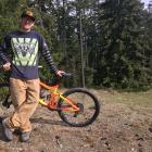 Wanaka landscaper and mountain biking coach Gavin Key is preparing for a busy riding season....
