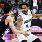 Corey Webster was a star for the Tall Blacks at the FIBA World Cup in China. Photo: Getty Images