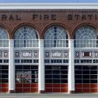 Fire and Emergency New Zealand is reviewing its future at the Dunedin Central Fire Station. Photo...