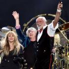 Fleetwood Mac are playing in Dunedin on Saturday night. Photo: Getty