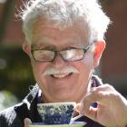 Associate Prof Paul Guy, of the University of Otago botany department. PHOTO: GERARD O'BRIEN