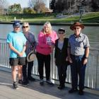 Close neighbours of the proposed aquasports park on red-zoned land in Kaiapoi, Graeme and Maree...
