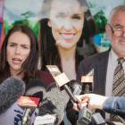 Prime Minister Jacinda Ardern is awaiting a QC's report into Labour Party president Nigel Haworth...