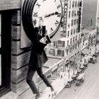 Silent movie star Harold Lloyd had  trouble with clocks in the hit  film Safety Last!, released...
