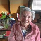 A large group  of guests will help Vera Kerr celebrate her 100th birthday today. Photo: Alexia...