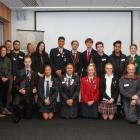 Senior students from across the city were selected to go on a 21-day Outward Bound Leadership...