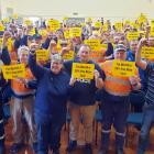 Maritime workers think their increases should match that of Port Otago's chief executive Kevin...