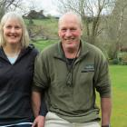 Sheep and beef farmers Kath and Dave Keown have fought prostate cancer together. Photo: Yvonne O...