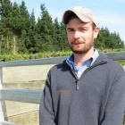 James Fox, of Invercargill,  is to represent New Zealand in the merino fleece judging competition...