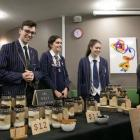 Jake Newlands is one of three Christchurch students who have been selected to go to Thailand as...