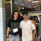 Cashmere High school's ex-head boy and Anzac Gallate year 12 Tama Cunningham played roles in the...