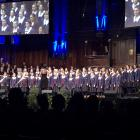 Villa Maria College's Con Brio, has won a coveted Silver Award at the national The Big Sing Finale.