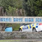 Police are at Whangārei Boys' High School after reports of an explosive device at the school....