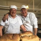 Dennis Kirkpatrick and Ric Hunt had a busy day in the kitchen yesterday as hundreds gathered in...