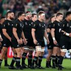 The All Blacks are fully aware they need to maintain or better the level they got to against the...