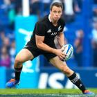 Ben Smith is enjoying being back on the field for the All Blacks. Photo: Getty Images