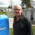 Outgoing Clutha District Clinton ward councillor John Cochrane, pictured at Clinton public...