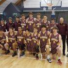 Cashmere High School finished fourth at the national secondary schools' basketball championships....