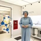 Professor Claudine Stirling, of the University of Otago's Department of Chemistry. Photo: Supplied