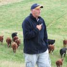Gray Pannett, of Limehills Hereford Stud, pictured at a field day in 2017, will host visitors...