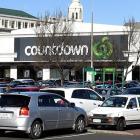 Countdown Dunedin Central.