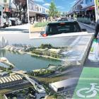 Some of the challenges facing Dunedin included ensuring the city had the industrial capacity to...
