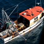 Fishing vessel Magane. Photos by Stephen Jaquiery.