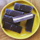 Peppermint slice is a favourite of both Philippa Cameron's and her 2-year-old daughter Evelyn....