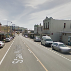 George St in Port Chalmers. Photo: Google Maps