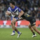 Corey Harawira-Naera (left) has been given a second-chance to make his debut after suffering an...