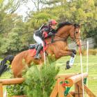Lucy Turner on Astek Victor competing at last weekend's Springston Trophy.  Photo: Jane Thompson,