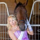 United States harness racing personality Heather Vitale plans to attend the Kaikoura Cup race...