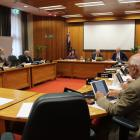 The last full council meeting for Environment Southland was held yesterday in Invercargill. Photo...