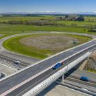 The Weedons Interchange, as part of the southern motorway, was expected to be fully completed in...