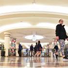 Dunedin's Meridian Mall is on the market. PHOTO: GREGOR RICHARDSON