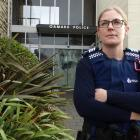 Detective Sergeant Hannah Booth, of Oamaru, is concerned abut the growing rate of methamphetamine...