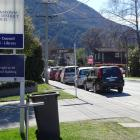 Up to seven free, all-day car parks outside the Queenstown Lakes District Council office on Gorge...
