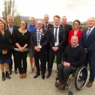 The new Queenstown Lakes District Council was sworn in at the first official meeting for the...
