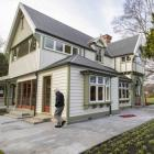 The restoration of Risingholme Homestead in Opawa is amongst four projects to receive praise from...