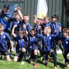 The Selwyn United FC Black team won the Martin Allan Trophy at the South Island 10th Grade...