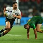 Shaun Johnson has been dropped from the Kiwis for this weekend. Photo: Getty Images