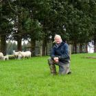 James Edgar is very optimistic about the future of the farming sector.