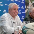 Steve Tew has ruled out Wales and British and Irish Lions coach Warren Gatland from the All...