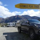 Hikers wanting to walk Roys Peak will be redirected to the Isthmus Peak Track just south of...