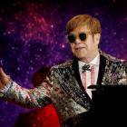 Elton John. Photo: Reuters