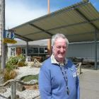 Owaka Museum manager Mike McPhee is expecting another busy season for volunteer staff at the...