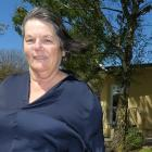 Hawea Flat School principal Sue Heath is getting set to feel the wind on her face while raising...