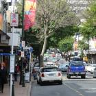 George Street. PHOTO: ODT FILES