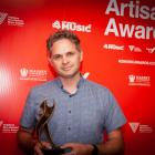 St Andrew's College head of music Duncan Ferguson was named New Zealand Music Teacher of the Year...