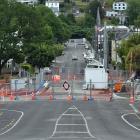 The Dundas St bridge will reopen next month. Photo: Peter McIntosh
